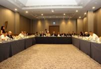 KAZANLı - Oda Ve Borsa Başkanları Kentin Sorunlarını Tartıştı