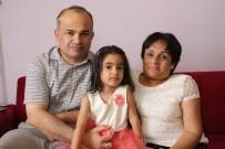 ÇOCUK FELCİ - (Özel) Minik Zeynep Engelli Ailesinin Hayatına Renk Kattı