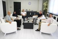 ŞANLIURFA MİLLETVEKİLİ - Profesör Salhi'den Rektör Karacoşkun'a Ziyaret