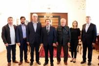 SAKARYA VALİSİ - SGB'den Vali Balkanlıoğlu'na Taziye Ziyareti
