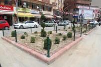 Sungurlu Belediyesi Havuz Meydanını Yeniledi
