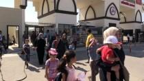 CİLVEGÖZÜ SINIR KAPISI - Suriyelilerin Dönüşü Devam Ediyor