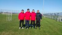 Tarihi Malazgirt İlçesindeki Genç Futbolcular Keşfedilecek