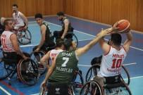 MUSTAFA ÖZTÜRK - Tekerlekli Sandalye Basketbol Takımı Dördüncü Tamamladı
