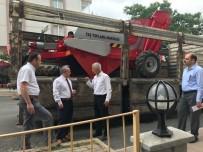 EROZYON - Tekirdağ'a Taş Toplama Makinesi Alındı