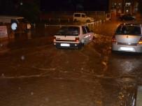 HAKAN YILMAZ - Tekirdağ'da Sokaklar Göle Döndü