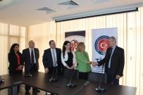 TIFLIS - TİKA'dan Gürcistan'da Gazi İşleri Genel Müdürlüğüne Teknik Alt Yapı Desteği
