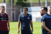 BATUHAN KARADENIZ - Trabzonspor'da Antrenmanlara Katılmayan 3 Futbolcu İçin Noter Tespiti Yapıldı