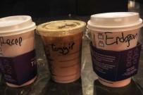 ÇALIŞAN KADIN - Ünlü Kahve Zincirinde 'Recep Tayyip Erdoğan' İsmine Yasak İddiası