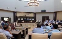 MEHMET YAŞAR - Van Büyükşehir Zabıta Dairesi İstişare Toplantısı Yaptı