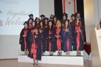 İLETİŞİM FAKÜLTESİ - Yakın Doğu Üniversitesi İletişim Fakültesi Mezuniyet Töreni Gerçekleştirildi
