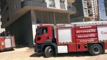 Yangında Mutfak Dolabına Saklanan Çocuk İtfaiye Ekiplerince Kurtarıldı