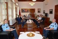 Yükseköğretim Kurumları Sınavı Güvenlik Toplantısı Yapıldı