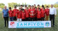 KUPA TÖRENİ - 2017-2018 Amatör Futbol Sezonu Sona Erdi
