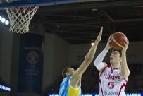 DOĞUŞ - 2019 FIBA Basketbol Dünya Kupası Elemeleri Açıklaması Türkiye Açıklaması 80 - Ukrayna Açıklaması 66