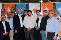 CEMAL ÖZTÜRK - AK Partililer, 'Teşekkür' Yemeğinde Bir Araya Geldi