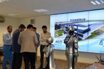 ROBOTLAR - AKINROBOTICS'in Yüzde Yüz Yerli Robotları Mini ADA Ve ADA GH6, 3. Havaalanında Görev Alacak En Güçlü Aday