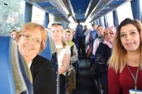 Artuklu'da Kadınlar Kültür Turlarına Katılıyor