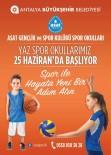 MESLEK LİSESİ - ASAT'tan Yaz Spor Okulu