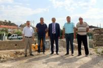 YENİ KÖPRÜ - Başkan Alıcık; 'Hayata Geçirdiğimiz Projeler Nazilli'nin Yüz Akıdır'