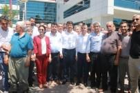 ADLİYE BİNASI - CHP Milletvekili Tutdere Mazbatasını Aldı
