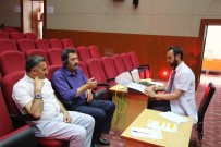 SAĞLIK TARAMASI - Develi Belediyesi Personeli Sağlık Kontrolünden Geçti