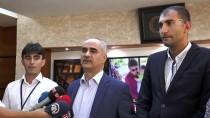 SAMI AYDıN - Duyarlı Otobüs Şoförleri Altınla Ödüllendirildi