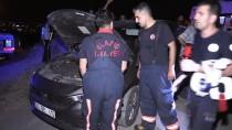 MUSTAFA YıLMAZ - Elazığ'da Trafik Kazası Açıklaması 4 Yaralı