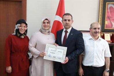Erzincan Milletvekilleri Mazbatalarını Aldı