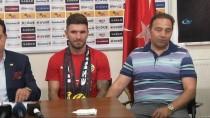 HALIL ÜNAL - Eskişehirspor, Marko Milinkovic İle Sözleşme İmzaladı