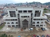 Fatsa Belediyesi Yeni Binası Yılsonuna Tamam
