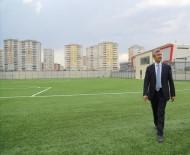 ŞAHINBEY BELEDIYESI - Gaziantep'in İlk Okçuluk Ve Ampute Sahası Şahinbey'den