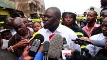 KIZILHAÇ - GÜNCELLEME - Kenya'da Pazarda Yangın