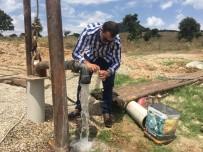 SU SIKINTISI - Hacıveliler Mahallesi, Yeterli İçme Suyuna Kavuşuyor