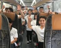 MEHMET YıLDıZ - Hataylı Minik Kartallar İstanbul Seçmeleri İçin Yola Çıktı