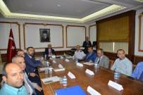 İBRAHIM AKıN - İl Spor Güvenlik Kurulu Toplantısı Yapıldı