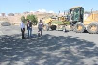 YAYA KALDIRIMI - İncesu'da Çevreyol Çalışmaları Sürüyor