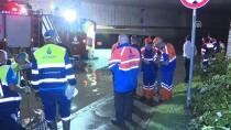ANADOLU YAKASI - İstanbul'da Sağanak Su Baskınlarına Neden Oldu