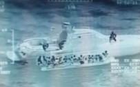 SIERRA LEONE - İzmir'de 53 Göçmen Kurtarıldı
