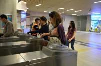BOSTANLı - İzmir'de Toplu Ulaşıma Sınav Ayarı