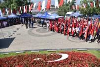 ERSIN EMIROĞLU - İzmit'te Kurtuluş Coşkusu Törenle Başladı
