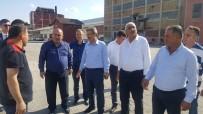ŞEKER FABRİKASI - Kayseri Şeker; Turhal Şeker Fabrikasında İşleri Sıkı Tutuyor