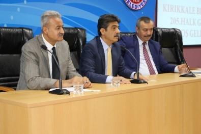 Kırıkkale Belediyesinde 205. Halk Günü