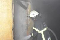 MEHTAP - Kırıkkale'de Yangında 6 Kişi Dumandan Zehirlendi