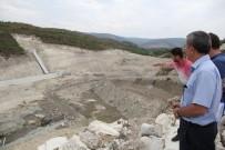 PAŞAKÖY - Manisa'da 22 Baraj Ve 6 Gölet İnşaatı Devam Ediyor