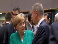 YUNANİSTAN BAŞBAKANI - Merkel'e Destek Geldi