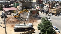 ÇAVUŞLU - Mersin'de Trafiğin Rahatlatılmasına Yönelik Çalışmalarına Devam Ediyor
