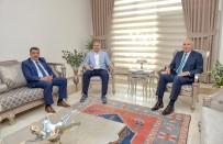 AHMET ÇAKıR - Milletvekillerinden Gürkan'a Ziyaret