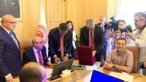 İSMAIL FARUK AKSU - Milletvekillerinin Odaları Belirlendi