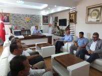 İHSAN KOCA - MÜSİAD'dan Koca'ya Hayırlı Olsun Ziyareti